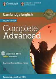CAE - Complete Advanced