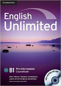 English Unlimited B1