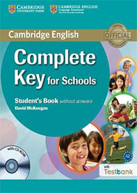KET - Complete Key for Schools